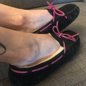 Ugg Dakota women's slippers navy blue size US 3